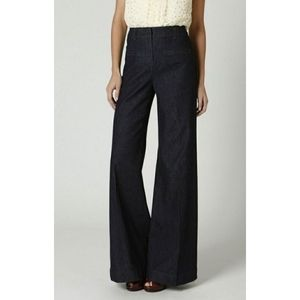 Anthropologie Cartonnier Wide Leg Jeans Sz 4